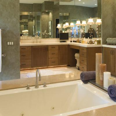 Badsanierung, Badrenovierung & moderne Badeinrichtung