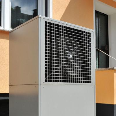 Luftwärmepumpe / Erdwärmepumpe